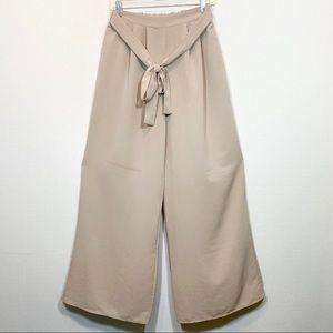 PAPAYA | NWOT WIDE LEG CAREER PANTS